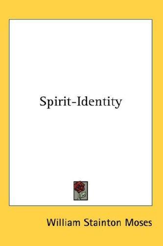 Download Spirit-Identity