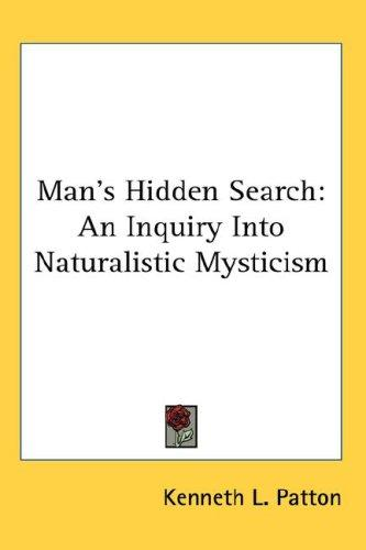Download Man's Hidden Search
