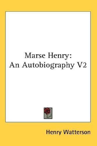 Marse Henry