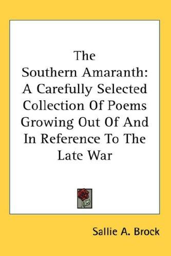 The Southern Amaranth