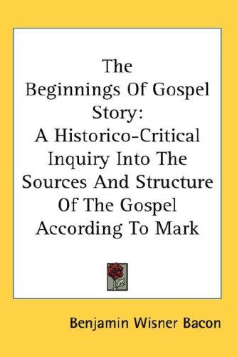 Download The Beginnings Of Gospel Story