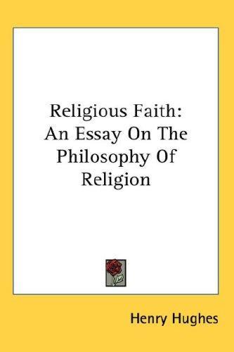 Download Religious Faith