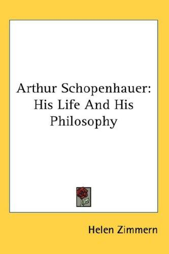 Download Arthur Schopenhauer