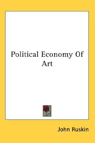 Political Economy Of Art