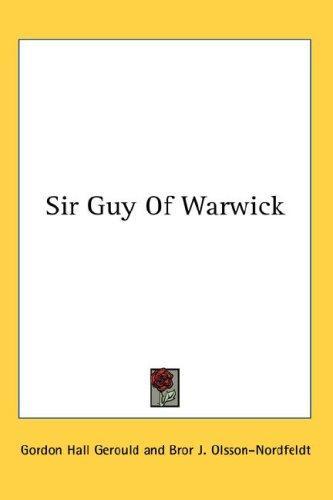 Download Sir Guy Of Warwick