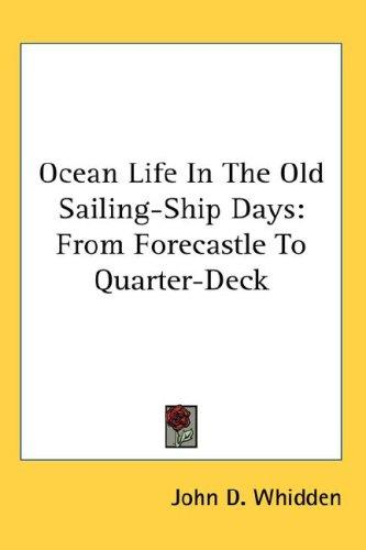 Ocean Life In The Old Sailing-Ship Days