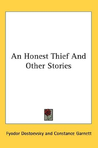 Download An Honest Thief And Other Stories