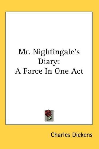 Mr. Nightingale's Diary