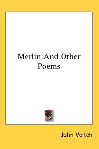 Download Merlin And Other Poems