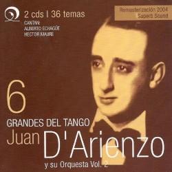 Juan D'Arienzo y su Orquesta Típica - La Serenata De Ayer