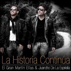 Martin Elias y Juancho de la Espriella - ECHATE PA´ ALLA [27pc]