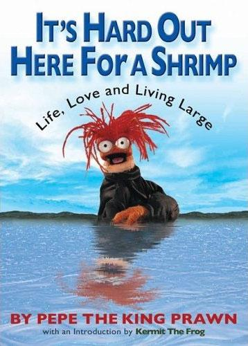 It's Hard Out Here for a Shrimp by Jim Lewis